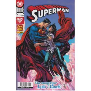 Superman -Una canzone per Lois e Clark - n. 21 - mensile - 1 luglio 2021