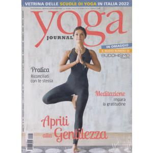 Yoga Journal -     n. 155 - mensile -ottobre 2021 + in omaggio il nuovo numero di Buddhismo magazine - 2 riviste