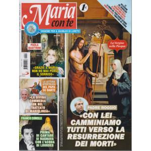 Maria con te - n. 14 - settimanale -4 aprile  2021