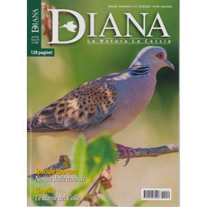 Diana - n. 9 - mensile - settembre 2021- 128 pagine!