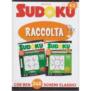 Raccolta sudoku - n. 4 - bimestrale - febbraio - marzo 2021
