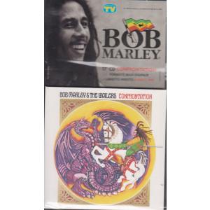 Gli speciali musicali di Sorrisi - n. 23 - 18/12/2020 - Bob Marley - 17° cd -Confrontation -  settimanale