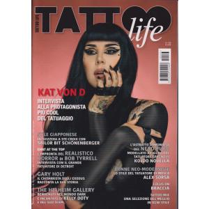 Tattoo Life - n. 133 - bimestrale -novembre - dicembre 2021