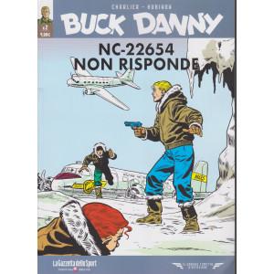 Buck Danny -NC-22654 non risponde - n. 2 - settimanale -