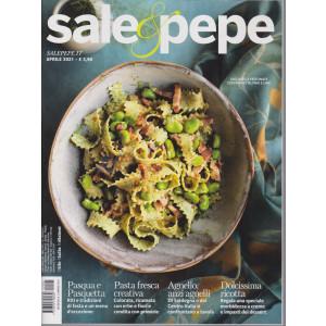 Sale &  Pepe -  n. 4 - aprile  2021- mensile