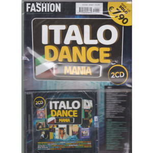 Music Fashion Var.87 -Italo Dance Mania  - rivista + 2 cd -