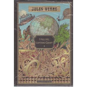 Jules Verne -I figli del capitano Grant II- 23/4/2021 - settimanale - copertina rigida