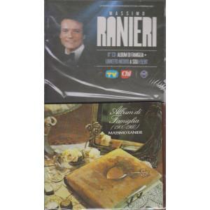 Le grandi collezioni musicali n. 5- 5 febbraio  2021 - Massimo Ranieri - 11°   cd-Album di famiglia -  1900 - 1960  +    libretto inedito