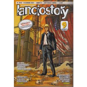 Lanciostory - n. 2410 - 14 giugno  2021  - settimanale di fumetti