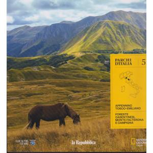 Parchi d'Italia - n. 5 -  Appennino Tosco - emiliano - Foreste casentinesi, Monte Falerona e Campigna -