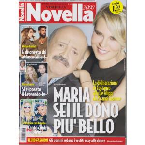 Novella 2000 - n. 16 - settimanale -7 aprile  2021