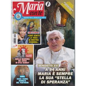 Maria con te - n. 16 - settimanale -18 aprile  2021