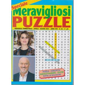 Speciale Meravigliosi Puzzle - n. 52- trimestrale - aprile - giugno 2021