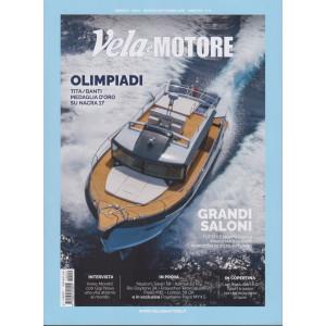 Vela e Motore - n. 9 - mensile - agosto - settembre 2021