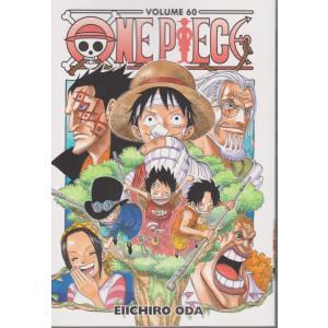 One Piece - n. 60 - settimanale -
