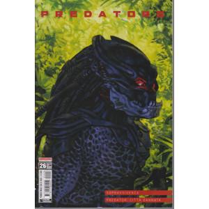 Saldacomics Predators - n. 26 - Sopravvivenza - Predator: città dannata - mensile - 12/12/2020