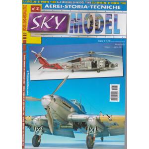 Sky Model - n. 31 - bimestrale - giugno - luglio 2021 -