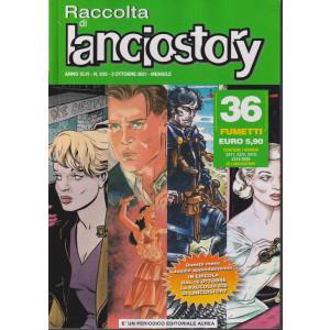 Raccolta di Lanciostory - n. 625 - 2 ottobre 2021 - mensile - 36 fumetti