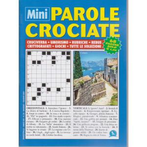 Mini Parole Crociate - n. 52 - bimestrale -maggio - giugno  2021 - 68 pagine