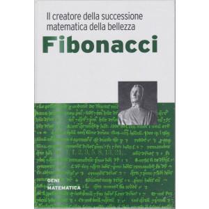 Geni della matematica - Fibonacci- n. 51 - settimanale - 28/1/2021 -  copertina rigida