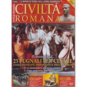 Civiltà romana - n. 17 - trimestrale - ottobre - novembre 2021 -