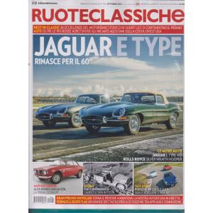 Ruoteclassiche + Motoclassiche  - n. 394 -ottobre 2021 - mensile - 2 riviste