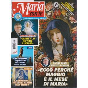 Maria con te - n. 18 - settimanale -2 maggio   2021