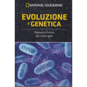 National Geographic - Evoluzione e genetica- n. 38 - settimanale -18/12/2020 - copertina rigida