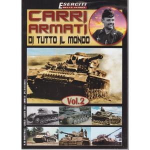 Eserciti nella storia - n. 96 - Carri armati di tutto il mondo- luglio - agosto 2021 - bimestrale - 88 pagine