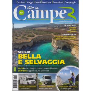Vita in Camper - n. 134 - maggio - giugno   2021 - bimestrale