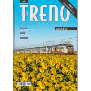Tutto Treno - n. 361 -maggio   2021 - mensile