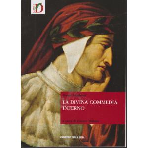 La divina commedia -Inferno -  Dante Alighieri - n. 1 - settimanale -