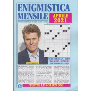 Enigmistica  Mensile - n. 104 - mensile - aprile  2021