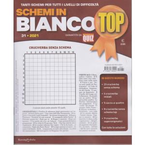 Schemi in bianco Top - n. 31 - trimestrale -5/1/2021