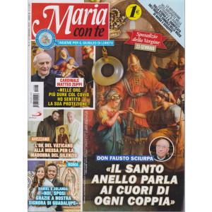 Maria con te - n. 3 - settimanale -17 gennaio 2021