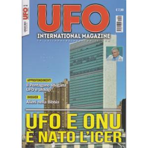 Ufo International Magazine - n. 99 -  luglio  2021-  mensile