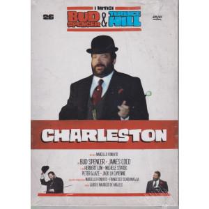 I Dvd di Sorrisi Speciale - n. 26 - I mitici Bud Spencer & Terence Hill  -ventiseiesima   uscita  - Charleston -  luglio 2021  -