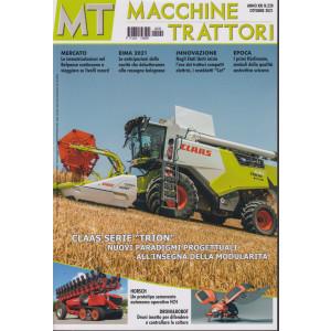 Macchine Trattori - n. 220 -ottobre   2021 - mensile