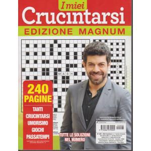 I miei crucintarsi - edizione magnum - n. 8 - trimestrale - febbraio - marzo - aprile 2021 - 240 pagine