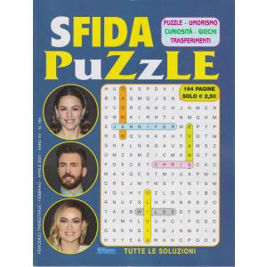 Sfida puzzle - n. 165 - trimestrale - febbraio - aprile 2021 - 164 pagine