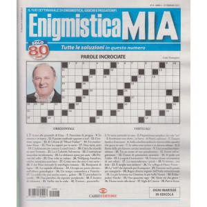 Enigmistica Mia - n. 8 -22 febbraio 2021- settimanale