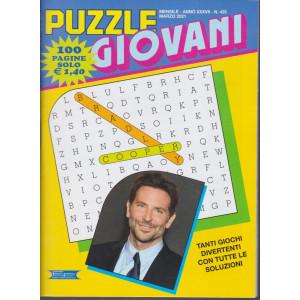 Puzzle Giovani - n. 435 - mensile - marzo  2021 - 100 pagine