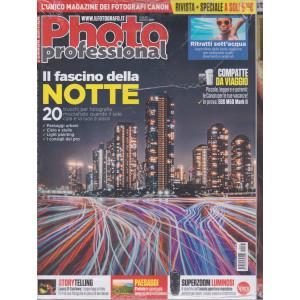 Professional Photo - n. 133 -luglio - agosto  2021 - mensile - rivista + speciale