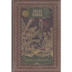 Jules Verne -Robur il conquistatore -15/10/2021 - settimanale - copertina rigida