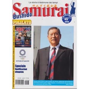 Samurai - Bushido - Pugilato - n. 8- luglio - agosto  2021 -