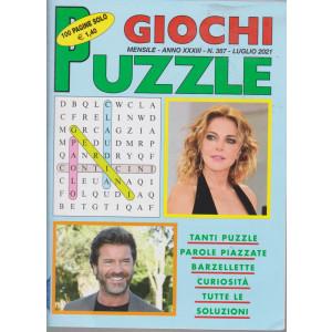 Giochi Puzzle - n. 387 - mensile - luglio 2021- 100 pagine
