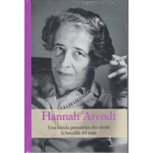 Grandi donne - n. 49-Hannah Arendt-  settimanale -20/8/2021 - copertina rigida