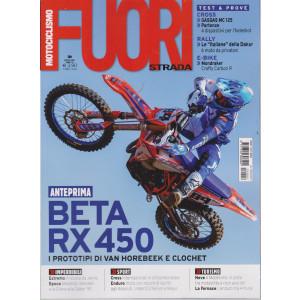 Motociclismo Fuoristrada - n - 4 - aprile  2021 - mensile
