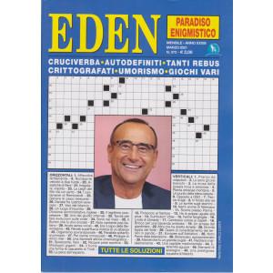 Eden - Paradiso enigmistico - n. 372 - mensile - marzo 2021