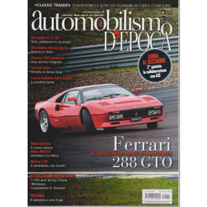 Automobilismo  d'Epoca - n. 4  -aprile 2021 - mensile